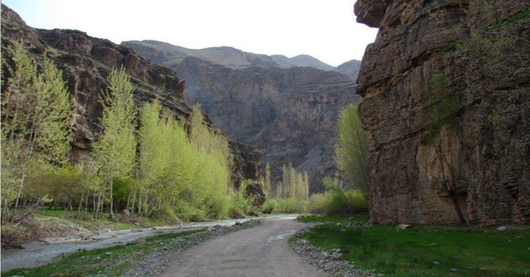 آبشار دره آل