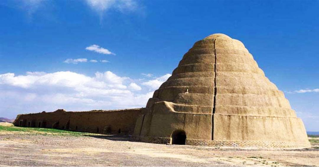 یخدان تاریخی چهاربرج