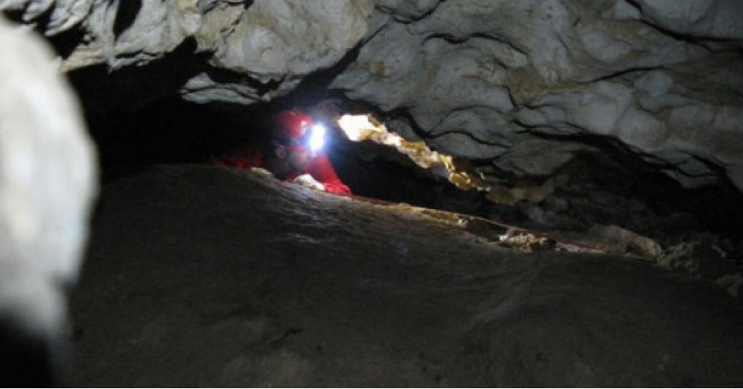 غار دره آل مشهد